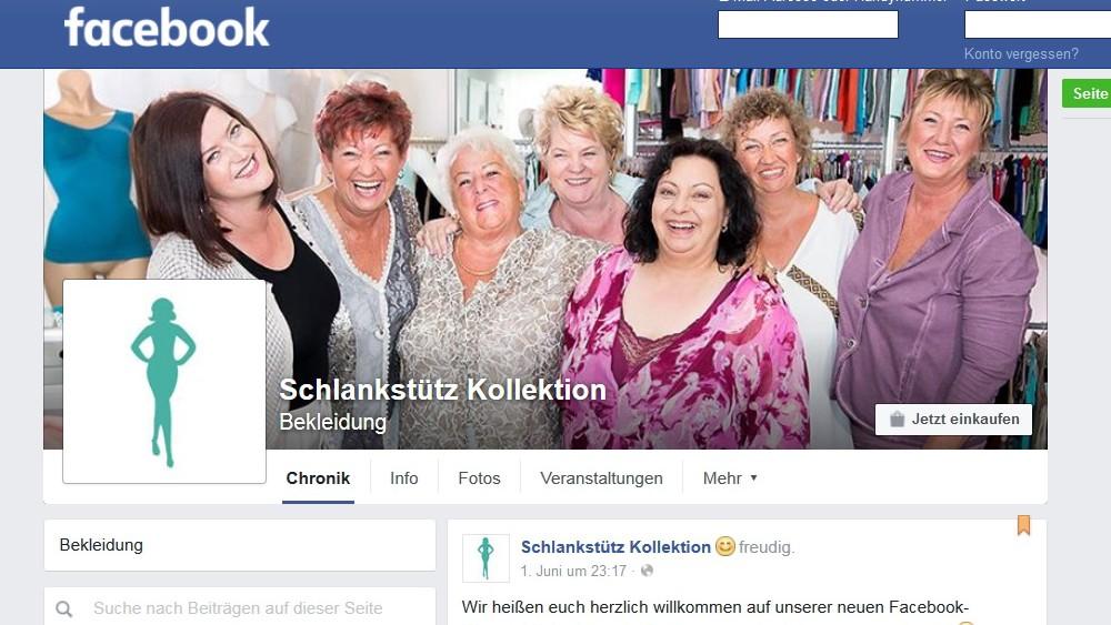 facebook_Startseite