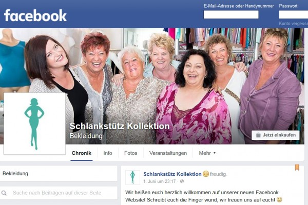 Jetzt Facebook-Fan werden!