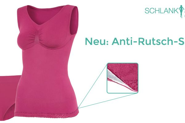 Anti-Rutsch Tape an Tops